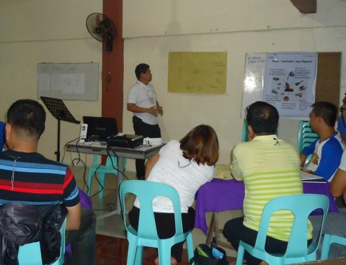 Training of Trainers 1 Payatas